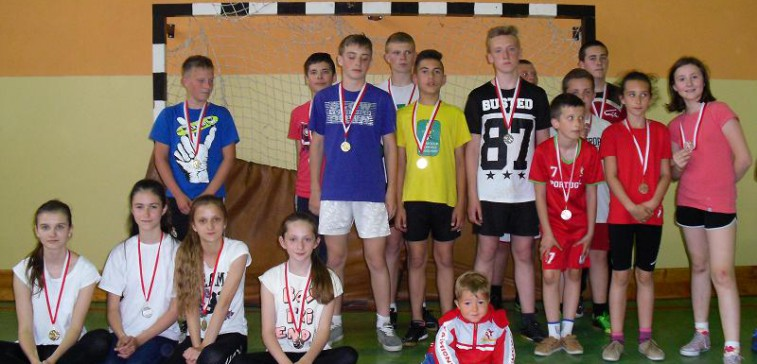 Turniej Unihokeja - VII Europejski Tydzień Sportu